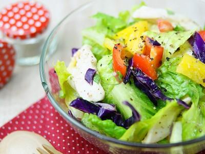 食譜-陽光健康雞胸沙拉