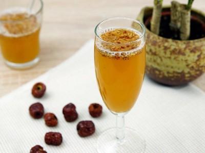 食譜-蘆薈紅棗飲