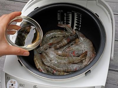 食譜-蒜味啤酒蝦