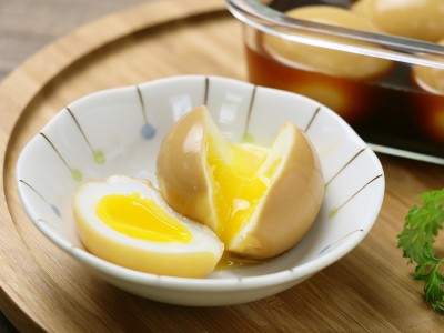 食譜-酒香溏心蛋