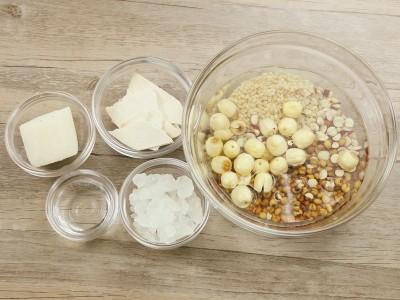 食譜-四神米漿