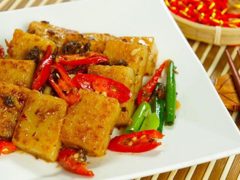 食譜-XO醬炒蘿蔔糕