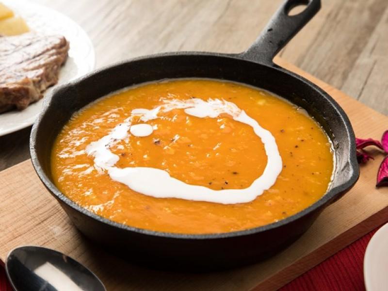 食譜-南瓜濃情湯