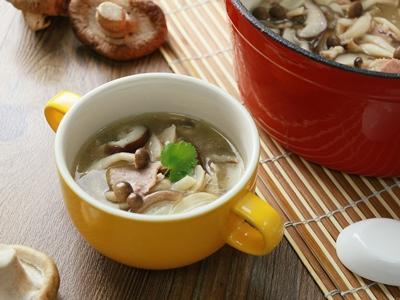 食譜-菌藻料理