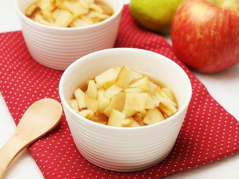 食譜-檸檬燉蘋果