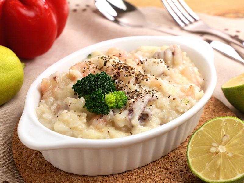 食譜-海鮮燉飯