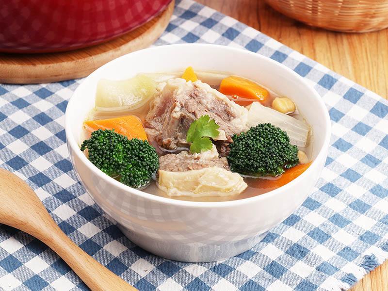 食譜-清燉鷹嘴豆牛肉湯