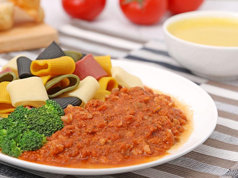 食譜-番茄肉醬