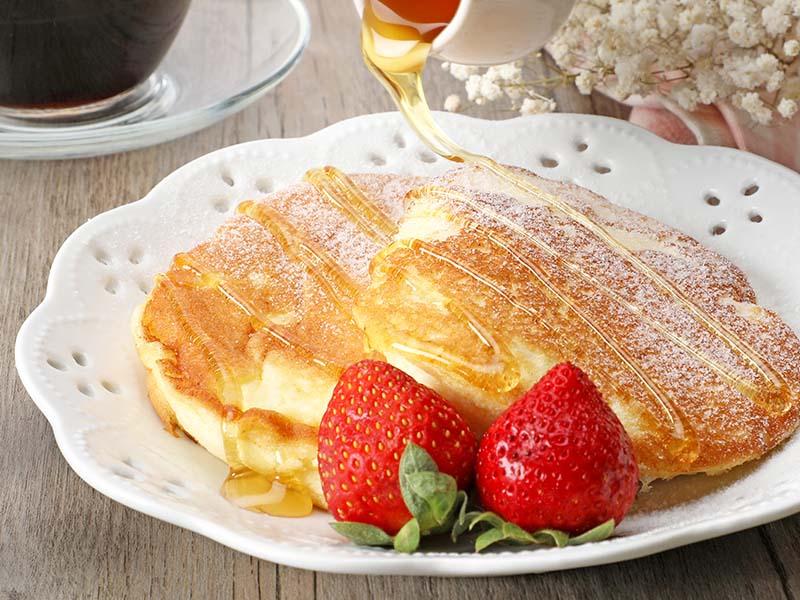 食譜-舒芙蕾鬆餅