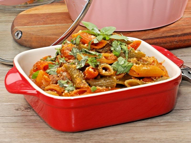 食譜-番茄義大利麵