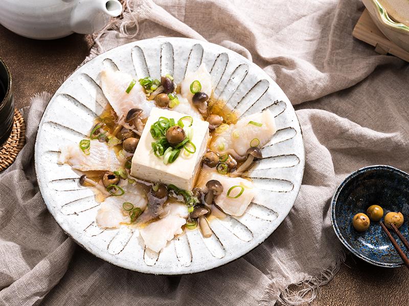 食譜-清蒸破布子鯛魚片